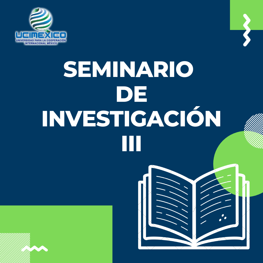17G DCEA-12 Seminario de Investigación III
