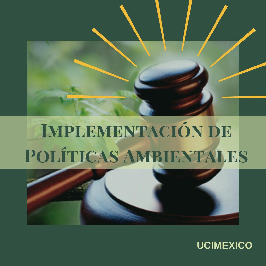 12G MLA-05 Implementación de Políticas Ambientales
