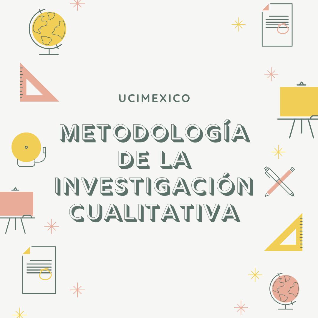 10G MED-05 Metodología de la Investigación Cualitativa