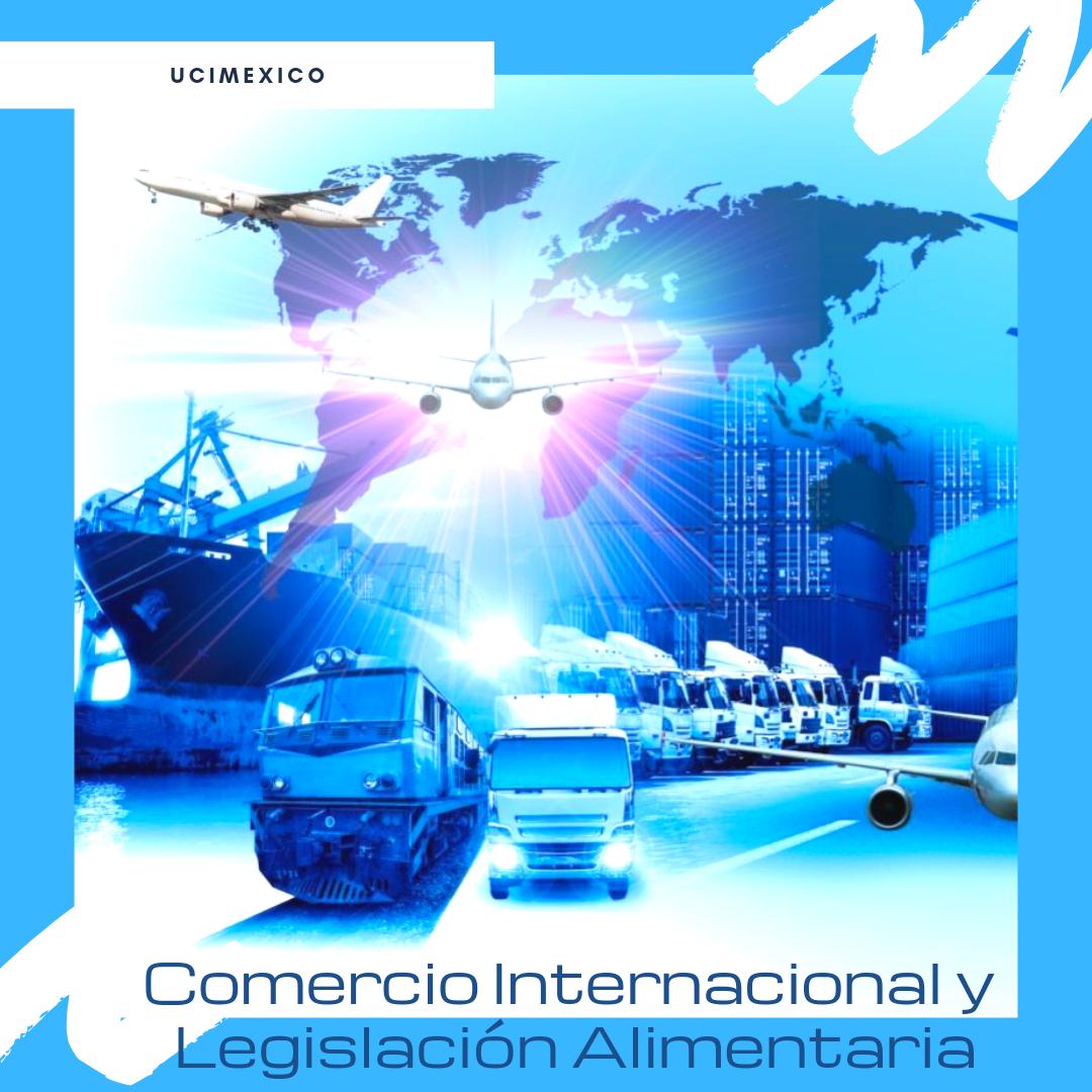 18G MIA-06 Comercio Internacional y Legislación Alimentaria
