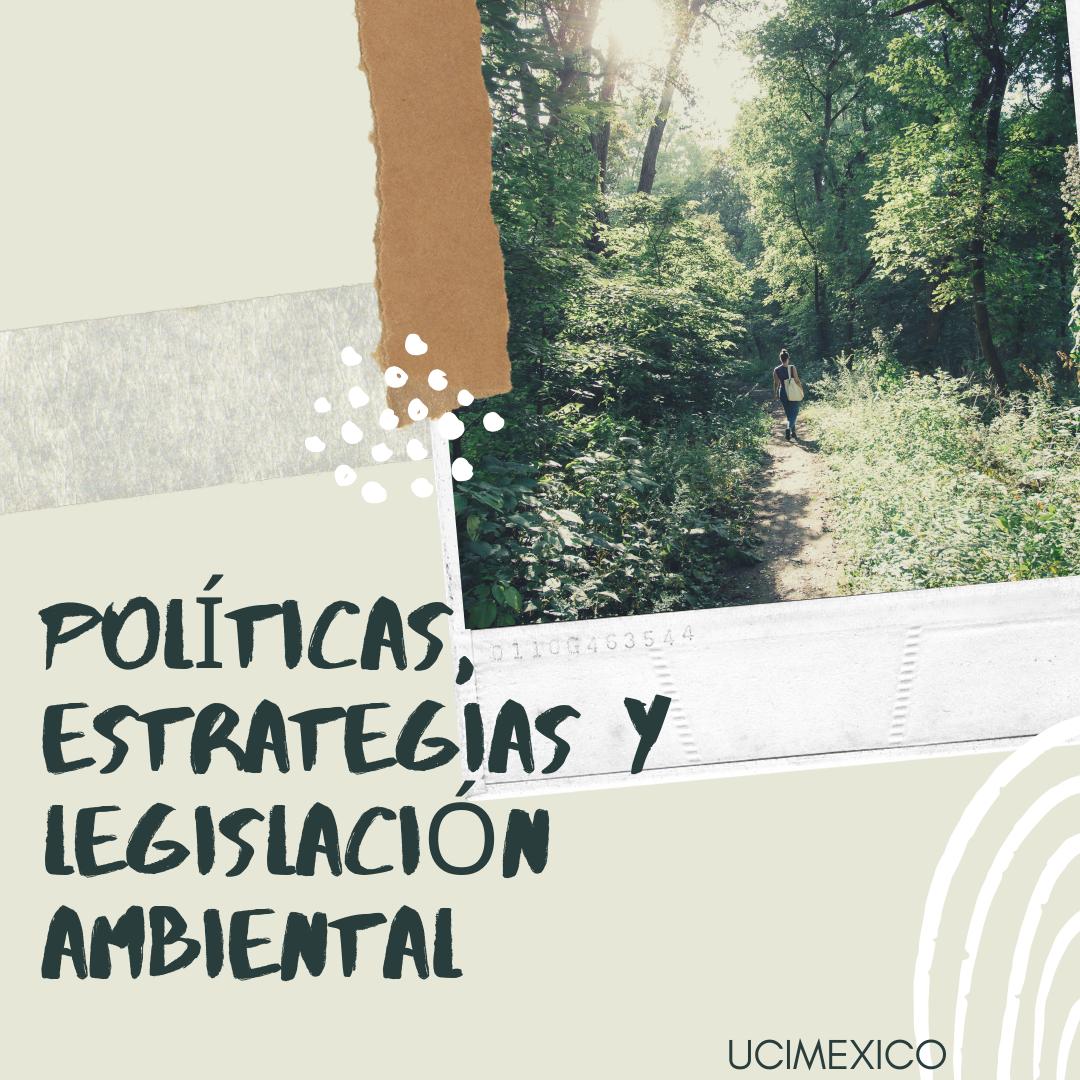 14G MGAP-09 Políticas. Estrategias y Legislación Ambiental