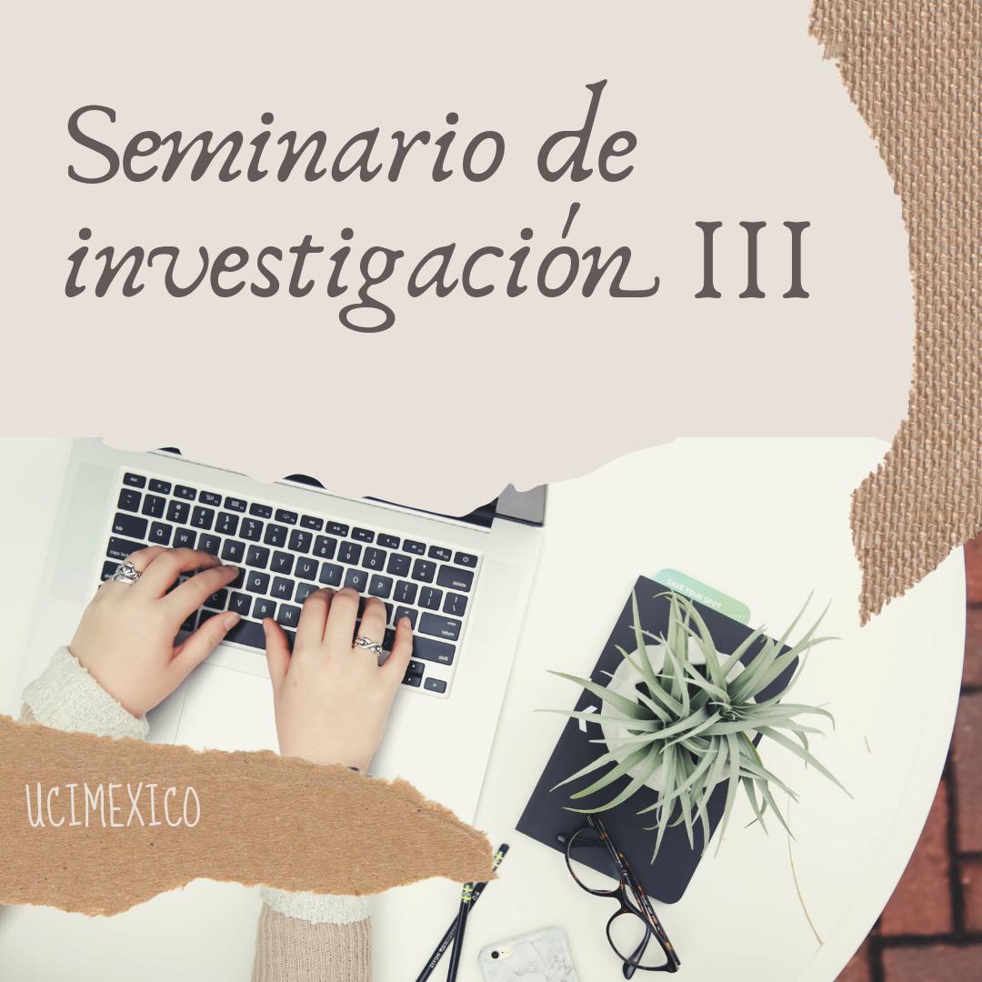 18G DCEA-12 Seminario de Investigación III