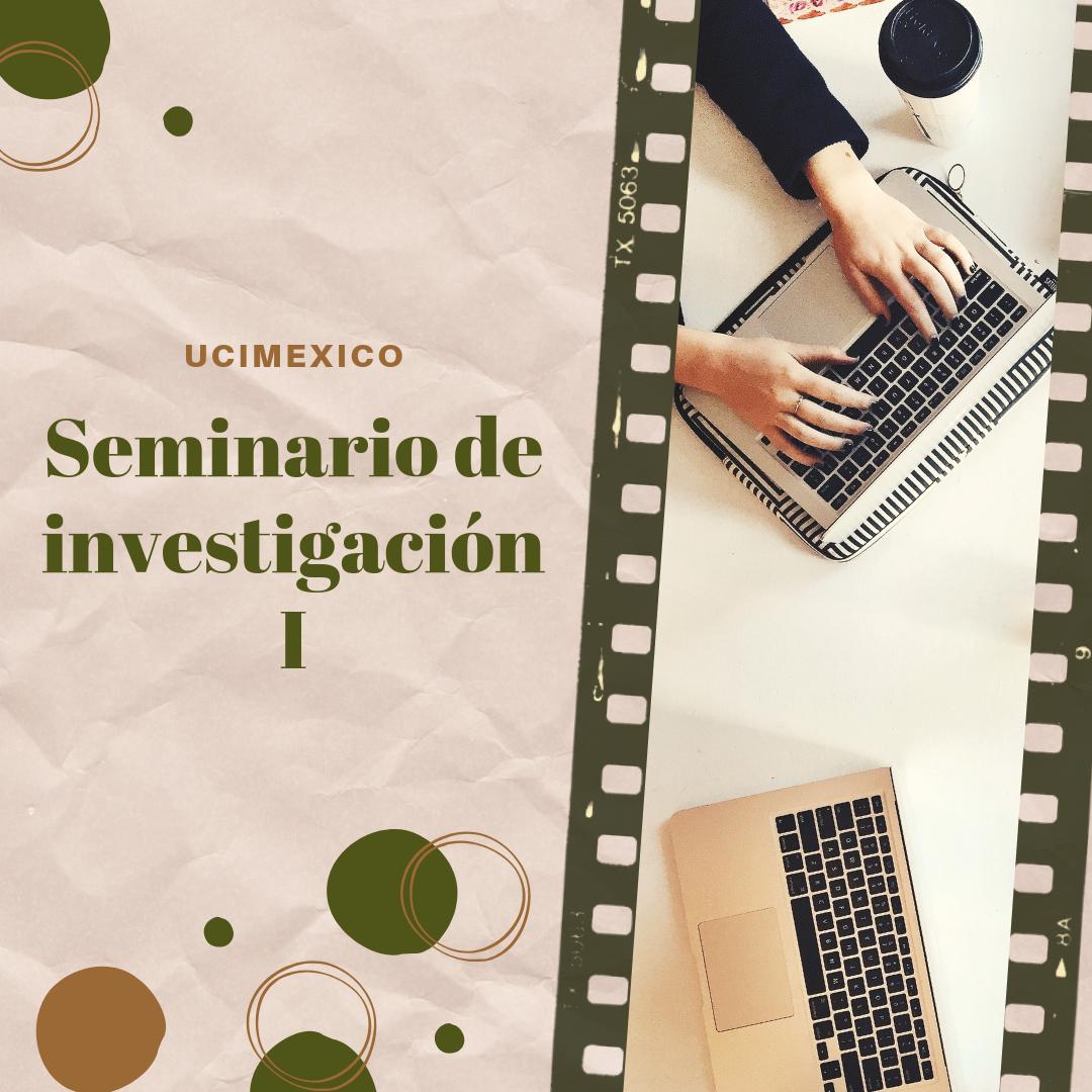 19G DCEA-10 Seminario de Investigación I