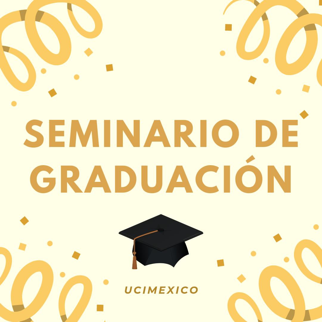 16G MIA-12 Seminario de Graduación