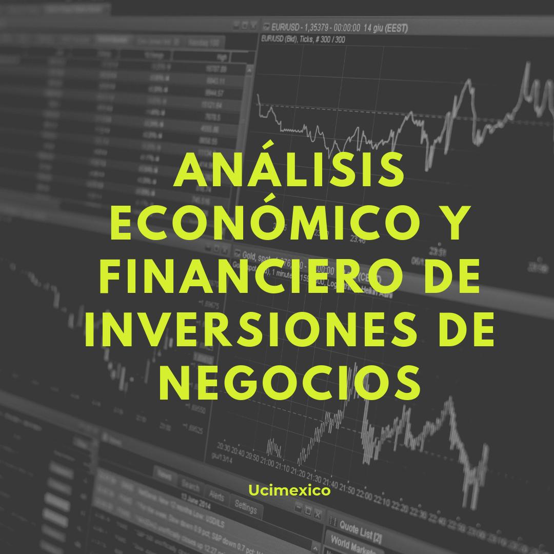 5G MLGA-10 Análisis Económico y Financiero de Inversiones de Negocios