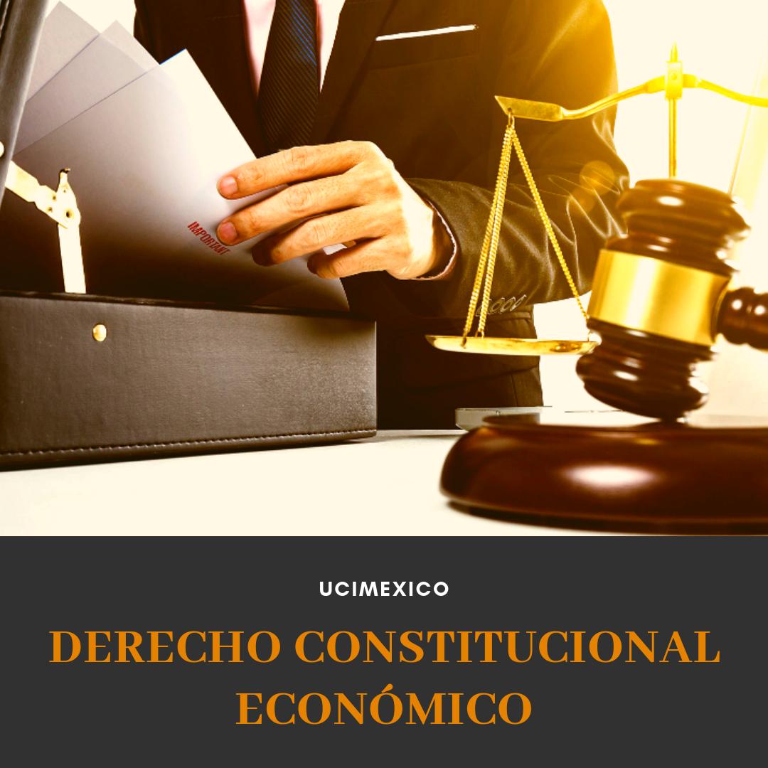 8G MCJ-01 Derecho Constitucional Económico