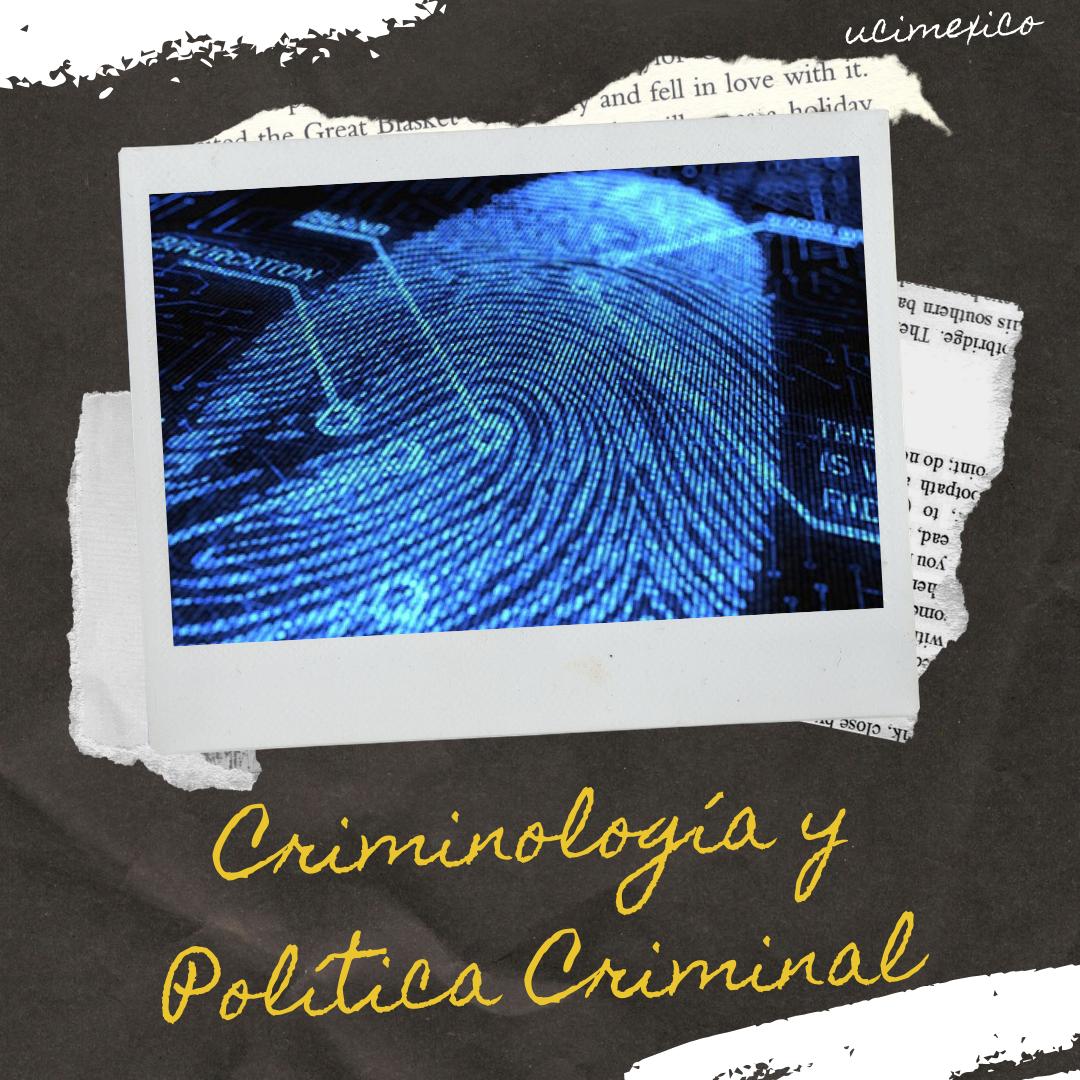 7G MCSH-04 Criminología y Política Criminal