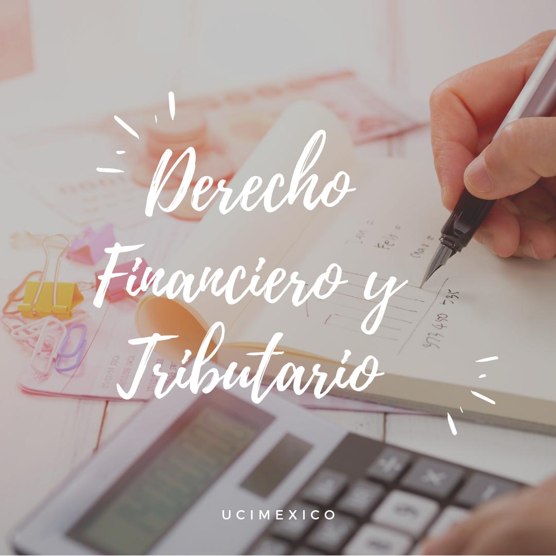 15G DCJ-10 Derecho Financiero y Tributario