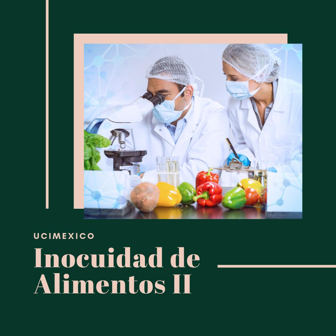 18G MIA-08 Inocuidad de Alimentos II