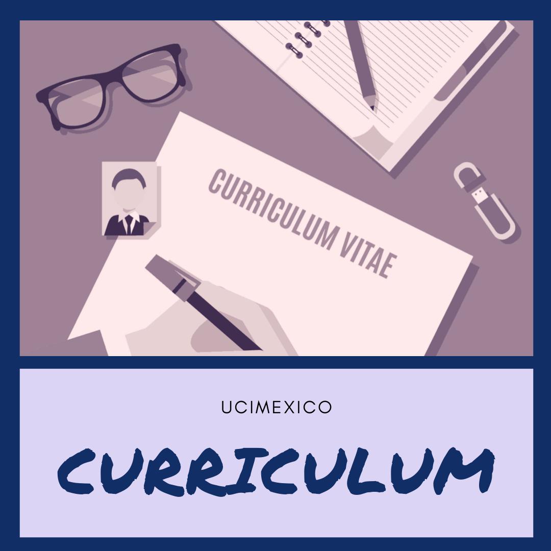 10G MED-08 Currículum